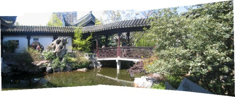 Chinese Garden Portland Oregon