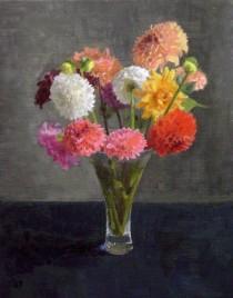 Sarah F Burn Farmers Market Flowers