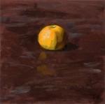 satsuma Fresh Produce Pinup Oil Painting by Sarah F Burns