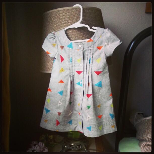 Oliver + S Family Reunion Dress