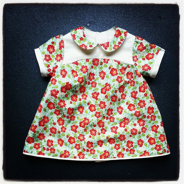 Oliver + S - Apple Picking Dress