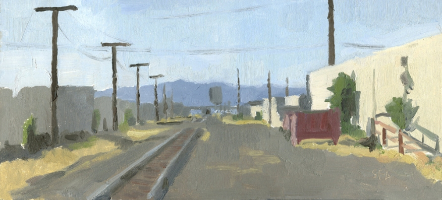 Railroad in Medford