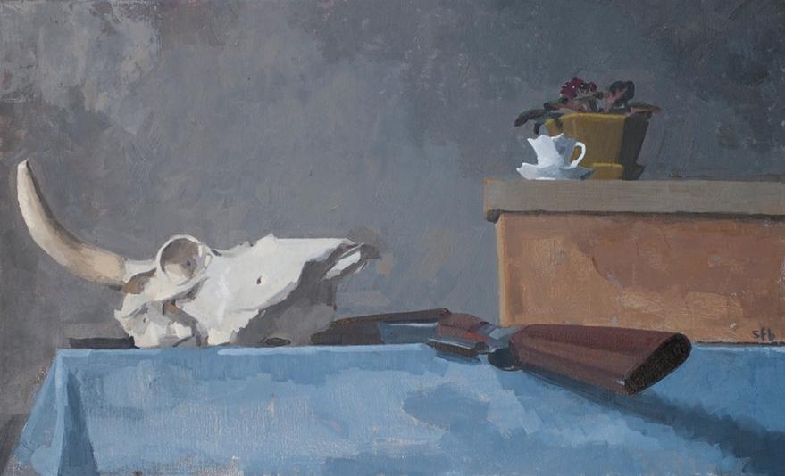Skull and Tea