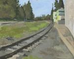 Phoenix Railroad Tracks