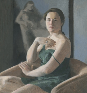 Portrait of Beth