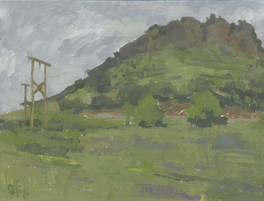 Pompadour Bluff