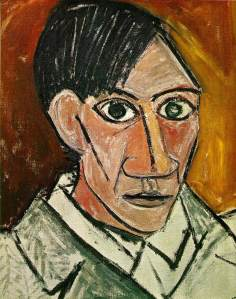 Self Portrait Picasso