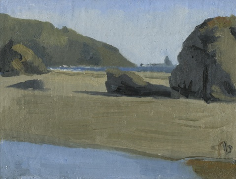 Whaleshead Rocks And Sea