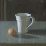 Coffee Cup and Egg
