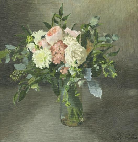 Marissa and Josue Wedding Bouquet