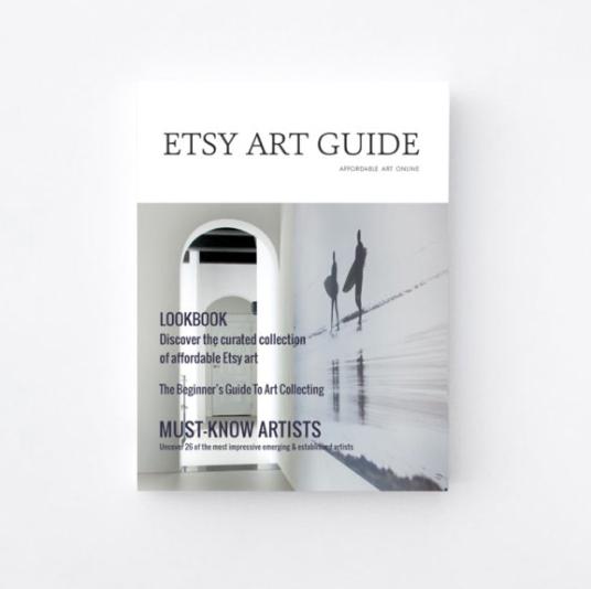 Etsy Art Guide