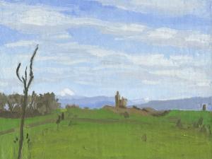 Mount McLoughlin Early Spring