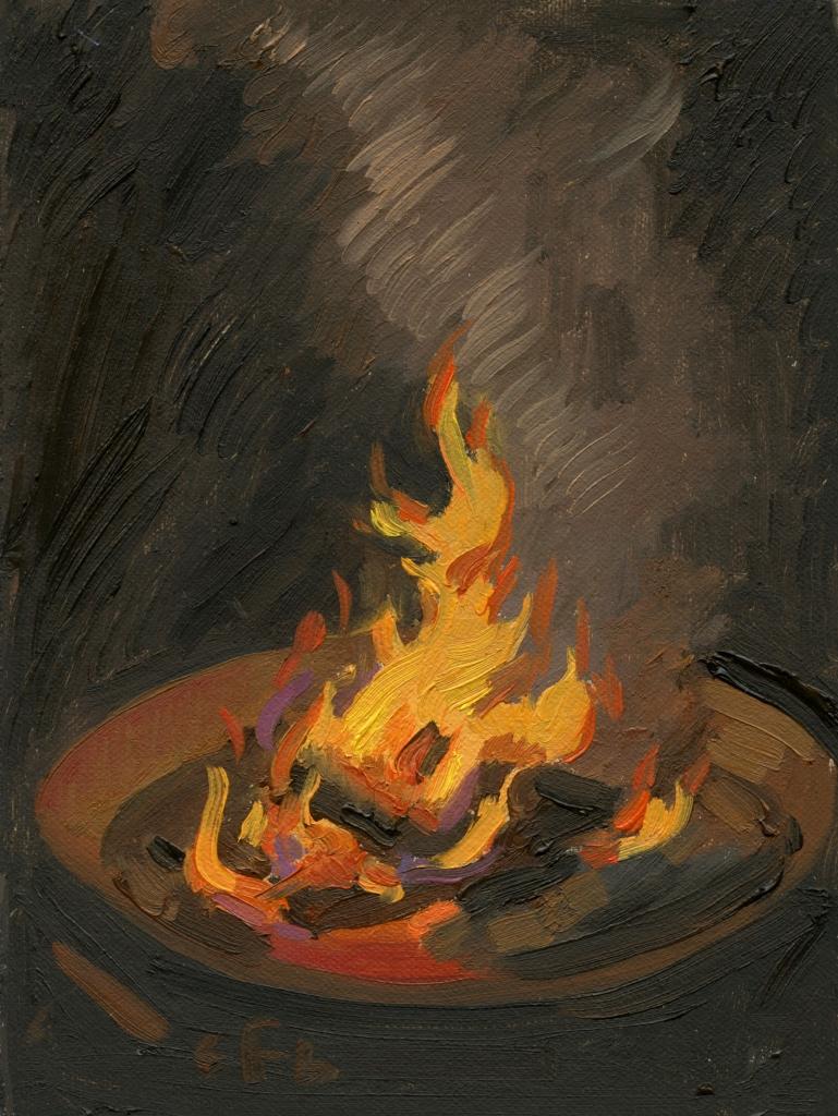 Camp Fire I